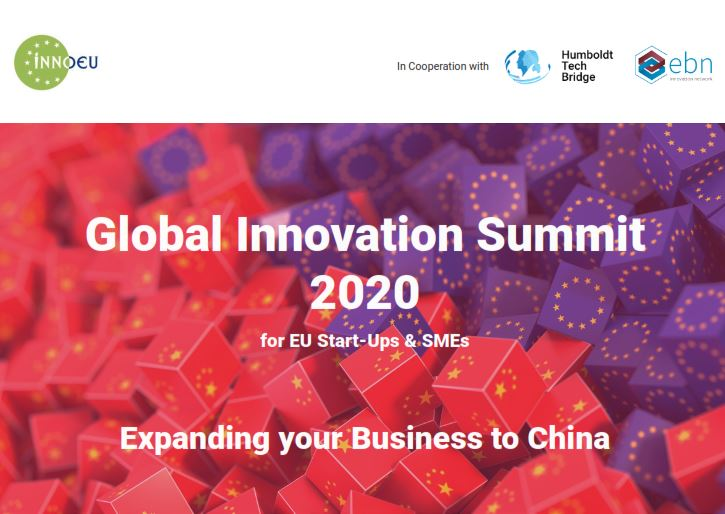 Imagen Global Innovation Summit 2020 - Expanding your business to China